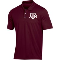 Men's Russell Athletic Maroon Texas A&M Aggies Classic Fit Synthetic Polo