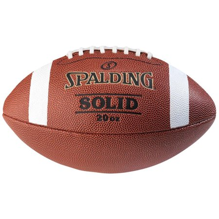 (Spalding 20 oz Weighted Football Trainer)