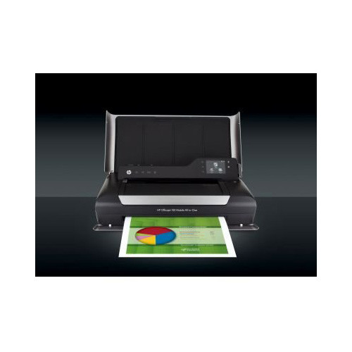 HP Officejet 150 Inkjet Multifunction Printer - Color - -...