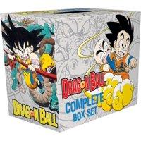 Dragon Ball Vols. 1-16 with Premium Complete Box Set (Paperback)