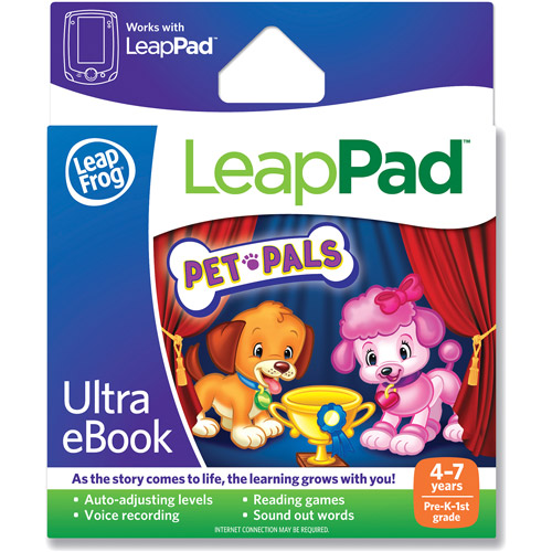 LeapFrog LeapPad Ultra eBook Adventure Builder: Pet Pals: Dog Show Detectives by LeapFrog