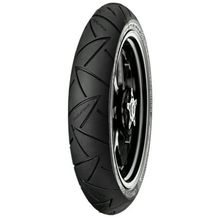 continental conti road attack 2 evo radial front tire 110. Black Bedroom Furniture Sets. Home Design Ideas