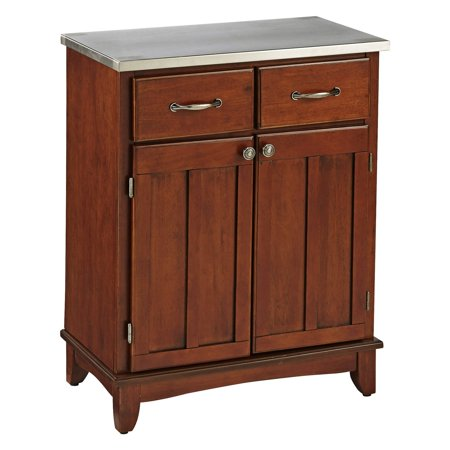 Home Styles Buffet of Buffets with Wood Top ()