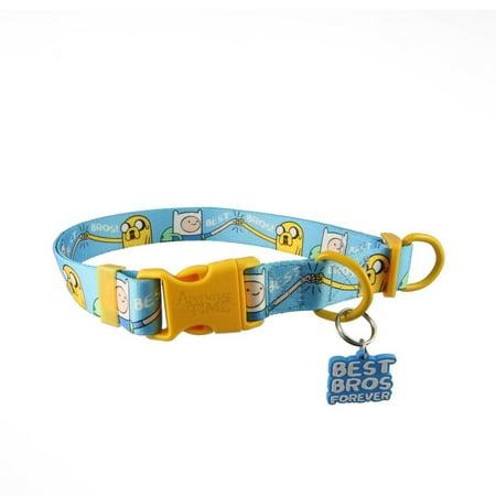 Adventure Time Best Bros! Adjustable Nylon Dog