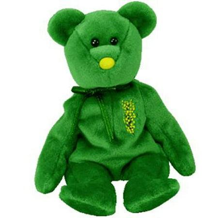 TY Beanie Baby - WATTLIE the Bear (Australia Exclusive) (8.5 inch) (Australian Plush)