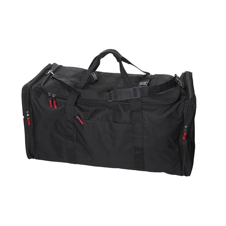 Gilbins Soft Trunk Oversized Durable Duffel bag Overnight Camp and Travel Cargo Size: 52 x 18 x 20, 18,720 Cu. Inch. (52 20)