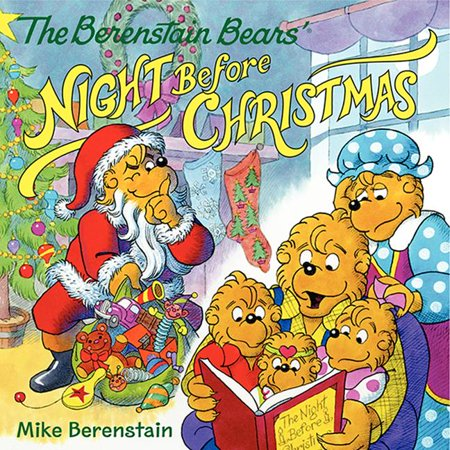 The Berenstain Bears' Night Before Christmas ()