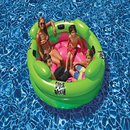 Inflatable Swimming Pool Shock Rocker Model 9056