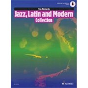Hal Leonard Jazz, Latin and Modern Collection  15 Pieces For Solo Piano -Book/Audio Online
