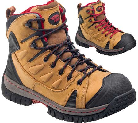 Men's Avenger A7722 Steel Toe EH WP Boot
