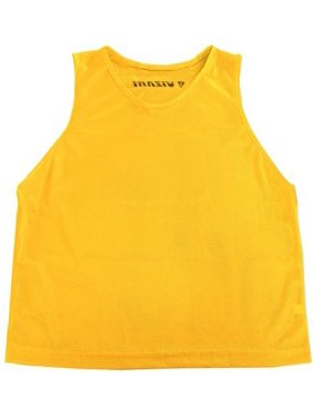 Vizari Scrimmage Vest, Gold, Junior