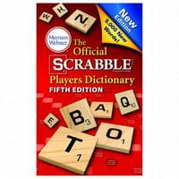 Books walmart canada merriam webster inc mw 8224 official scrabble player dictionary solutioingenieria Choice Image