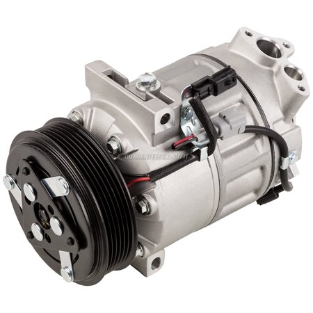 AC Compressor & A/C Clutch For Nissan Sentra 2013 2014 2015