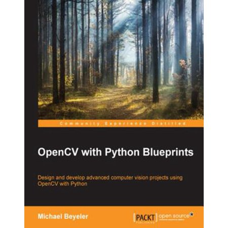 OpenCV with Python Blueprints - eBook