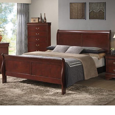 Cambridge piedmont sleigh bed for Affordable furniture cambridge
