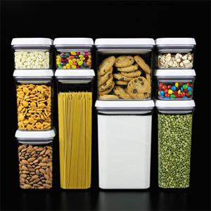 OXO 10-Piece Good Grips POP Container Set, White