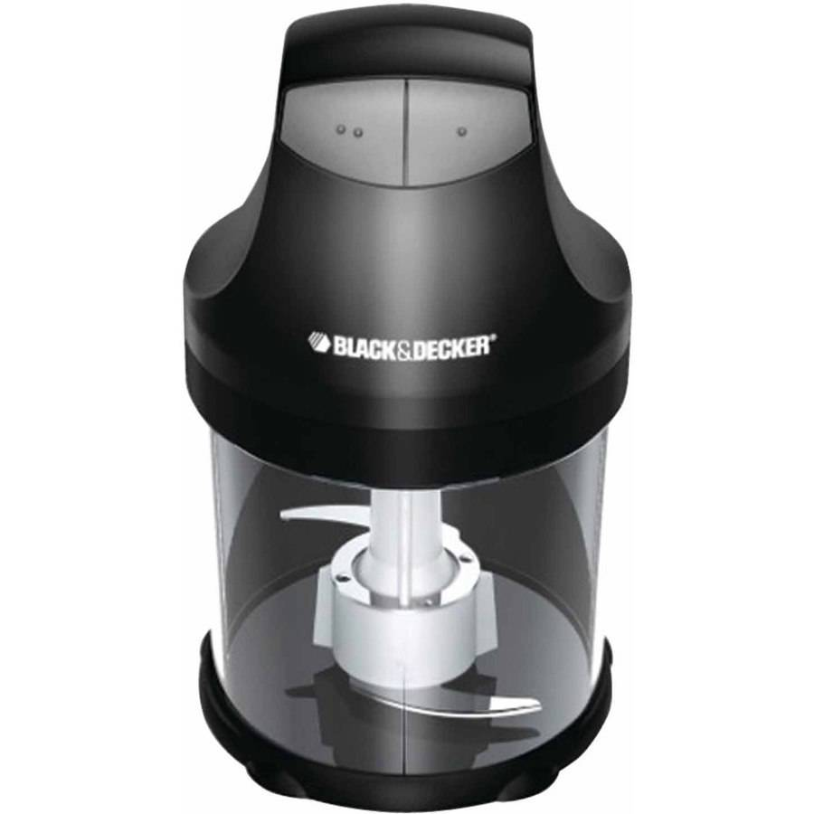 Black and Decker EHC750BD 3-Cup Ergo Chopper