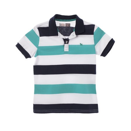 786e5c83 OFFCORSS Big Boys Short Sleeve Polo Shirts For Kids Camiseta Polo Para  Niños - Walmart.com