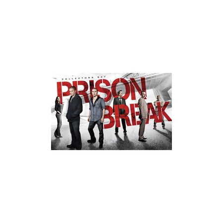 Prison Break: The Complete Series (Blu-ray)