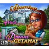 Legacy Amazing Hog: Dream Getaway The Legacy Amazing Hog: Dream Getaway features four amazing hidden object games for one low price! Embark on fantastic adventures and solve challenging puzzles for hours of fun. Disc includes a free bonus game inside!