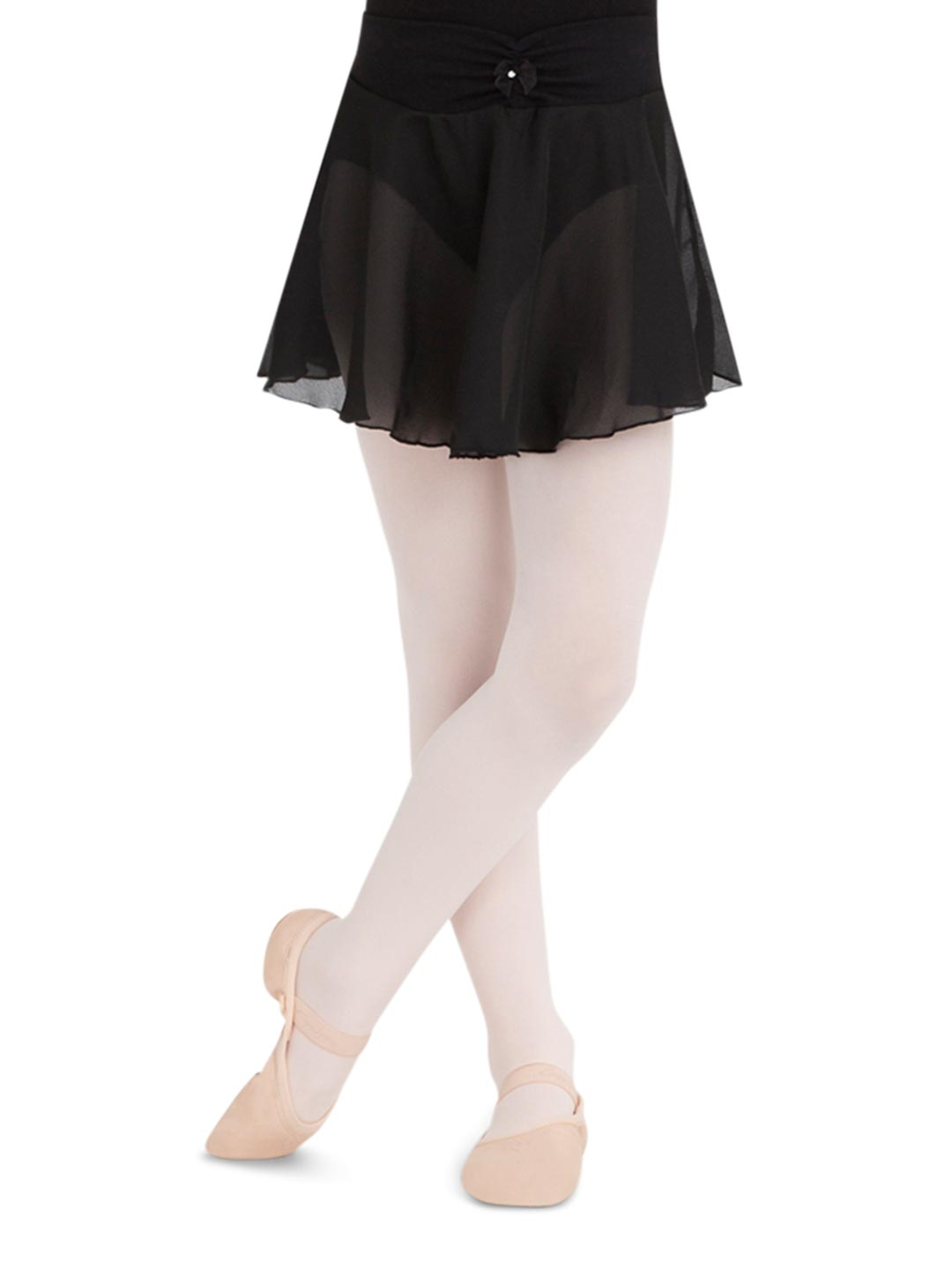 Pull On Skirt Georgette - Girls
