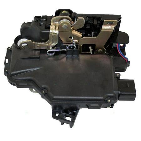 - Drivers Front Door Lock Actuator Replacement for Volkswagen 3B1 837 015 AS, Durable electric motor By AUTOANDART