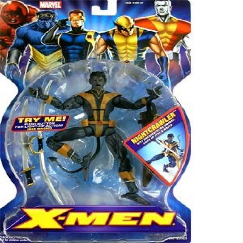 X-Men Classics 2006 Series 3 > Nightcrawler Action Figure by