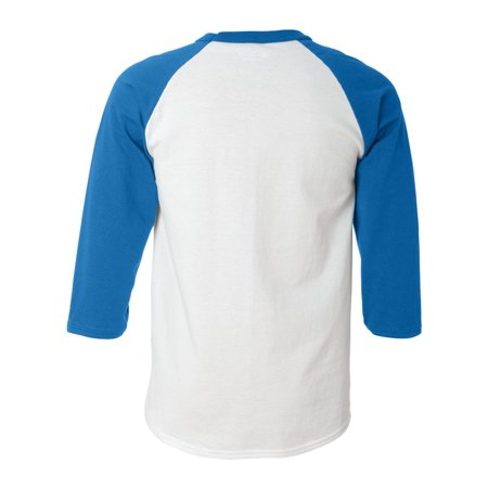 ecfd816ddd2 Champion - Men's Raglan Baseball T-Shirt