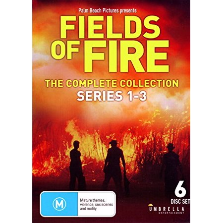 - Fields of Fire (Complete Collection - Series 1-3) - 6-DVD Box Set [ NON-USA FORMAT, PAL, Reg.0 Import - Australia ]