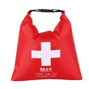 Emergency First Aid Supplies Storage Bag Waterproof Dry Bag for Swimming Rafting Kayaking Sailing