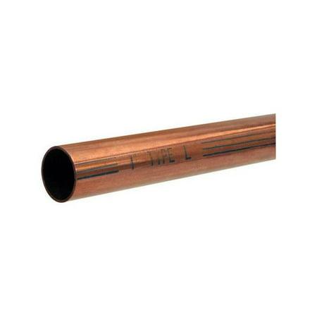 - Mueller Pre Cut Copper Tubing Type L 3/4