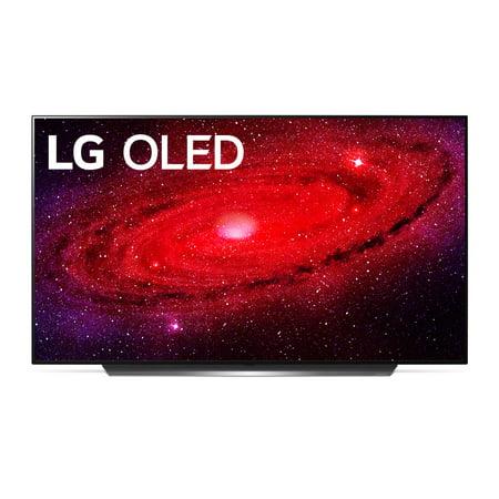 LG CX 48 inch Class 4K Smart OLED TV w/ AI ThinQ® (48.2'' Diag) - OLED48CXPUB
