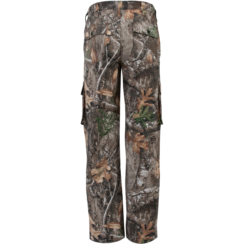 a46d77f5a037d Realtree Men's Cargo Pant - Realtree EDGE - Walmart.com