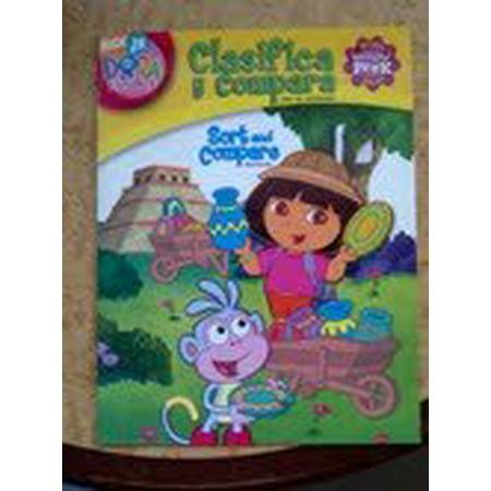 Clasifica Y Compara/ Sort and Compare (Dora Activity)