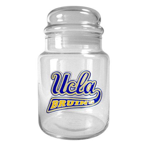 Great American NCAA 31 oz. Glass Candy Jar