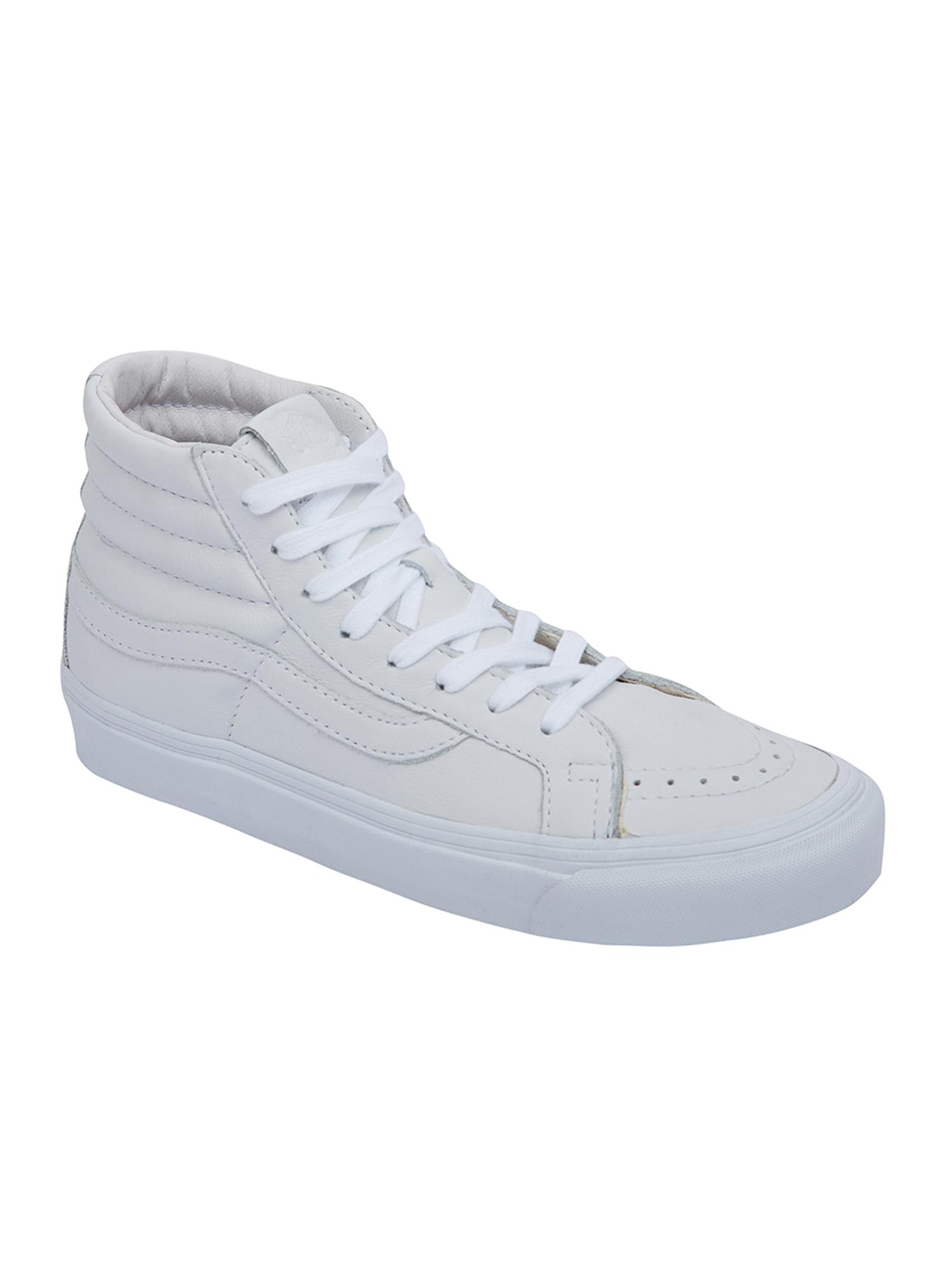 Vans OG SK8-HI LX Sneakers VN0003T01NT VLT White
