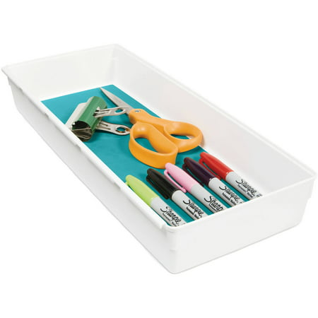Rubbermaid drawer organizer 6 x 15 blue walmart rubbermaid drawer organizer 6 x 15 workwithnaturefo