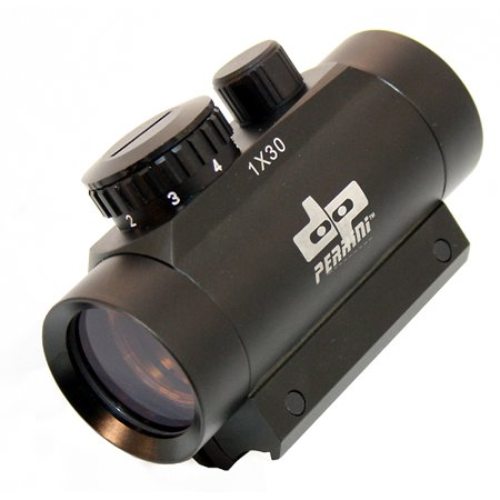 Man Kung 1x30 Red Dot Rapid Range Finder Scope For Air Rifle /