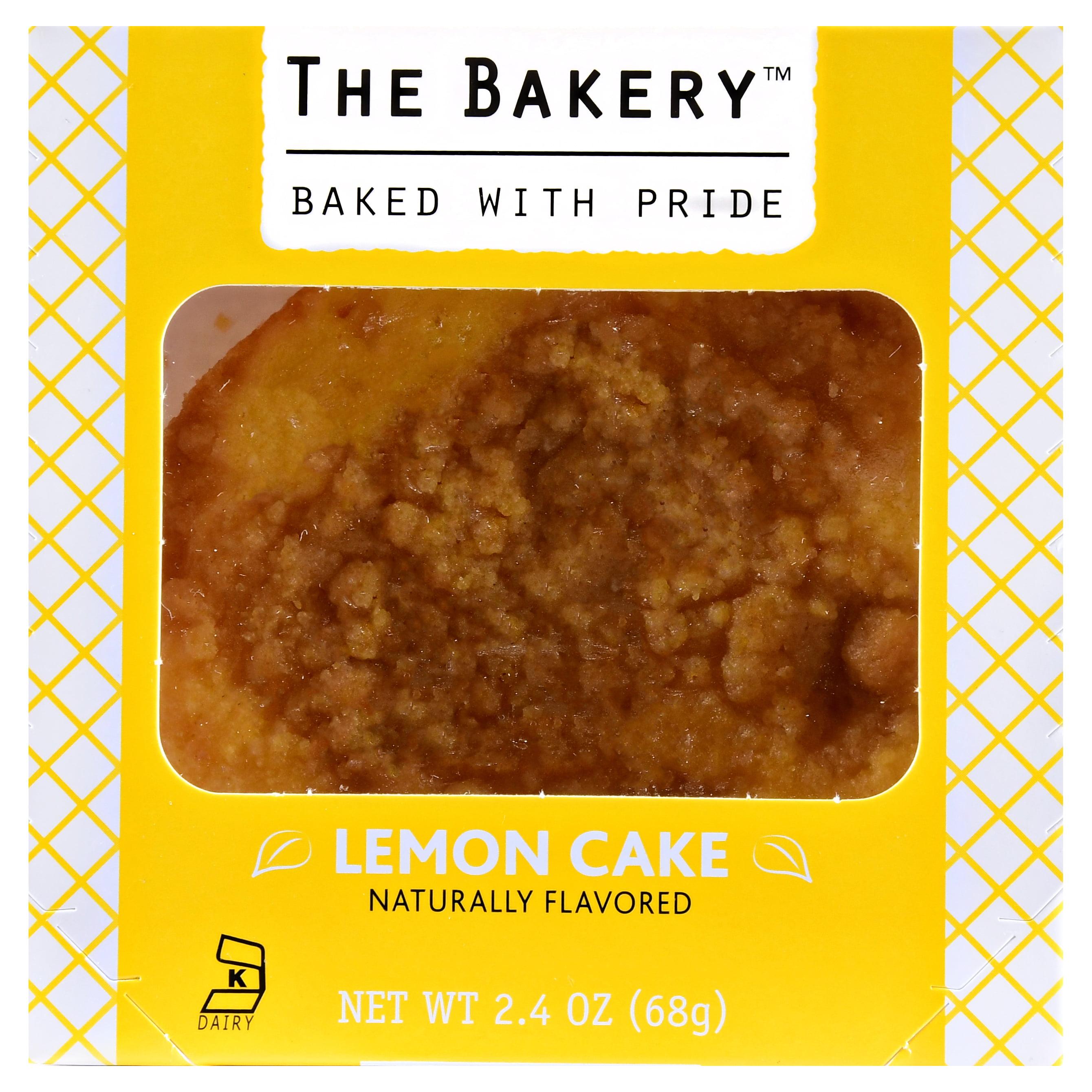 The Bakery Lemon Cake, 2.4 oz