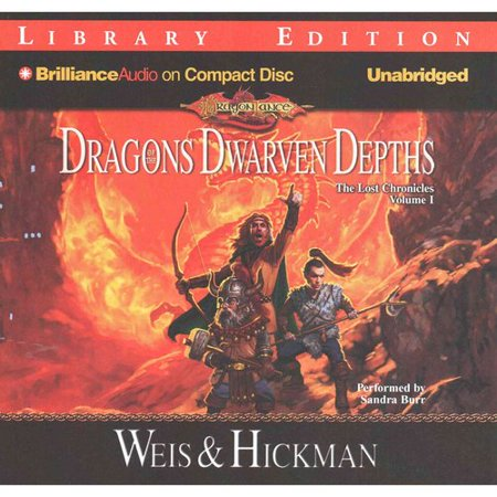 Dragons of the Dwarven Depths: Library Edition by