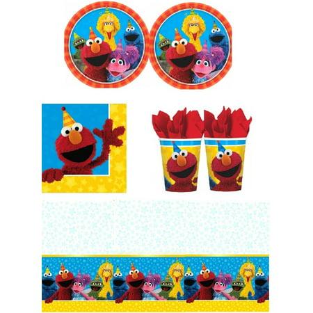 Sesame Street Birthday Party Kit