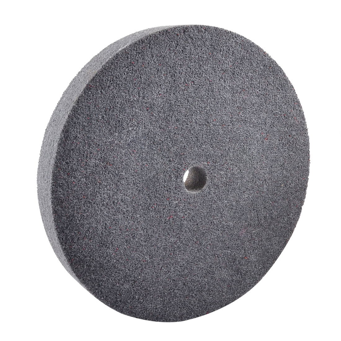 "8"" Outside Dia 12P 320# Grit Dark Gray Nylon Polishing Wheel Disc Pad by"