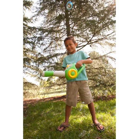 Little Tikes Garden Leaf and Lawn Bubble Blower