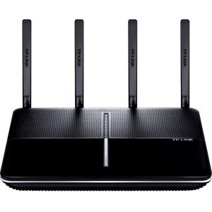 TP-LINK Archer C2600 IEEE 802.11ac Ethernet Wireless Router 2.40 GHz ISM Band 5 GHz UNII Band(4 x External)... by TP-LINK
