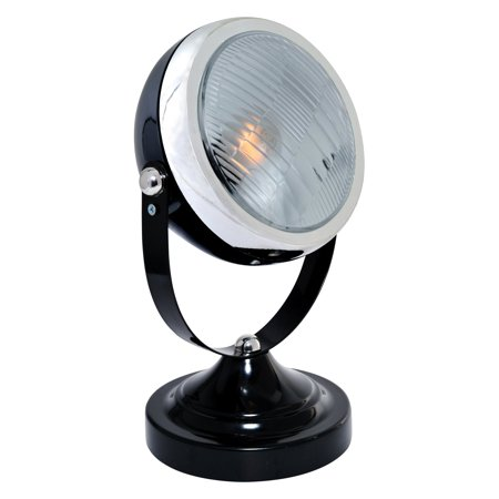 Headlite Table Lamp Black (Includes CFL Light Bulb) - Lite Source