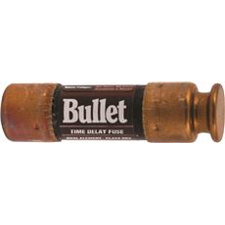 Cooper Bussmann Fusetron Time Delay Cartridge Fuse, 50 Amps, 10 Per Pack