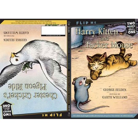Harry Kitten and Tucker Mouse / Chester Cricket