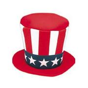 Adult Uncle Sam Mad Hatter Jacobson Hat 16565