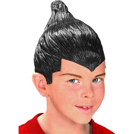 Child Oompa Loompa Umpa Lumpa Vinyl Wig Headpiece](Blue Oompa Loompa)