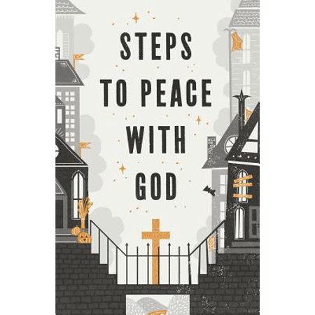 God Of Halloween (Halloween Steps to Peace with God (Pack of)